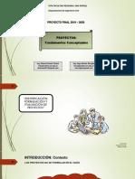 PF - FUNDAMENTOS - Conceptos Generales de Proyectos 2019