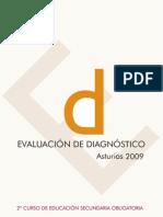 Evaluación diagnóstico_2009_Asturias
