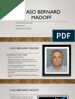 Caso Bernard Madoff