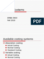 EMBA 5403 Costing Systems.ppt