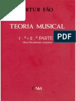 Teoria Musical Artur Fao pdf