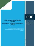 Plan de Gestion Del Riesgo Esetec