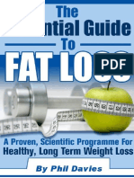 The Essential Guide to Fat Loss Phil Davies