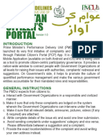 PCP User Manual English
