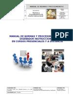 Manual N y P Diseñador InstruccionalCompiladoV1_marzo2014