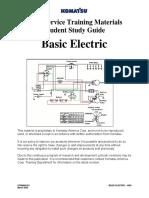 Komatsu Basic Electric