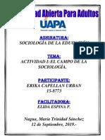 TAREA I SOCIOLOGIA DE LA EDUCACION.docx