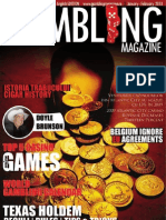 Revista Gambling Magazine nr.2