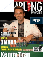 Revista Gambling Magazine nr.3
