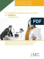 Bonus 2015 Es