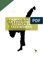 Mas Que Taekwondo - EBOOK - Camino hacia la excelencia técnica en Taekwondo.pdf.pdf