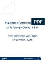 Assessment of Sustained Well Integrity on Norwegian Continental Shelf