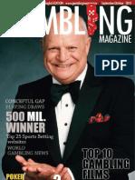 Revista Gambling Magazine nr.6