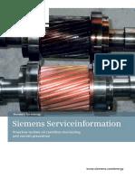 Siemens Service Information
