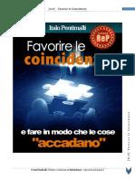 Favorire Le Coincidenze - Italo Pentimalli