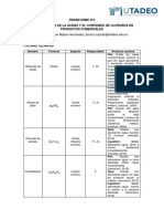 Preinforme N°3 Quimica analitica