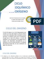 Ciclo Biogeoquímico Del Oxígeno