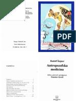 Rudolf Steiner - Antropozofska Medicina