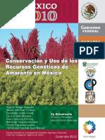 Conservacion y Uso de Los Recursos Geneticos de Amaranto
