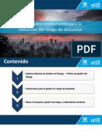 El POT como instrumento para la reducción del riesgo de desastres.pdf