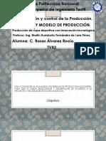 sistemas de prodcucción aplicables para SPORTWEARS INTELLIGENT.pptx