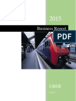 Uber Business Report Ahlam ....2days....as 2