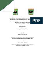 cover RANCANGAN AKTUALISASI CALON PEGAWAI NEGERI SIPIL.docx