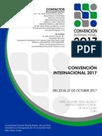 Convención Internacional UCLV 2017 2do LLamado