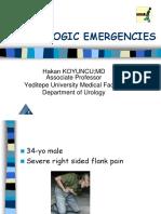Urologi Emergency
