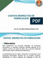 Sesion 06 Costos Indirecto de Fabricacion