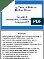 Budget Chart Book 2019 - Brian Riedl