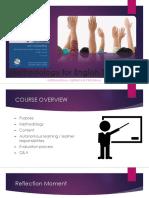 New IMCP 1 Course Presentation (TEACHERS)