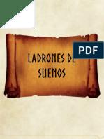 El ladron de Sueños - campaña D&D