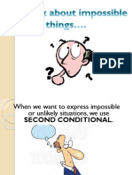 Second Conditional 1