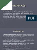 Tema 1.1 Perifericos y Puertos