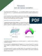 Resumen FFVV