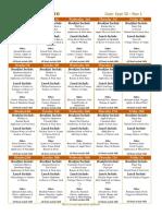 elementary menu oct 2019