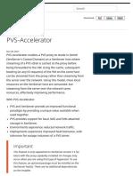 PVS Accelerator