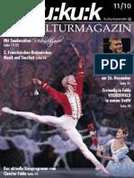 kukuk-Magazin, Ausgabe 11/2010