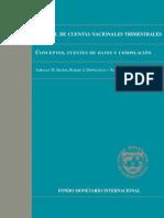Manual de Cuentas Nacionales Trimestrales