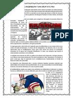 Que Es El Neoliberalismo y Como Influye en El Peru