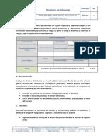Formato Informe Mensual de Actividades Docente