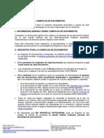 HOJA INFORMATIVA - Compulsa de Documentos
