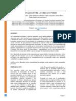 Paper Mercados Verdes