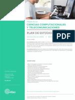 Reticula Maestría Ciencias Computacionales y Telecomunicaciones