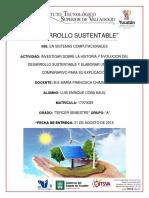Actitudes y Valores en Relación Al Medio Ambiente