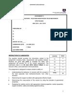 Buckling Column Assignmnet 2 ECS226&ECS238