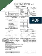 P-2235 Moto Ventilador 1.32 Kw Alicorp m