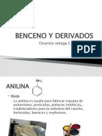 BENCENO Y DERIVADOS
