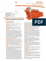 GS2595 Waukesha 16v275gl GeneratorSet Brochure